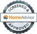 home advisor screened an approved