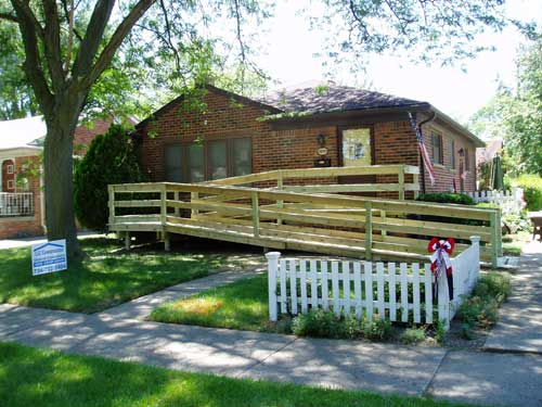 What to Consider Before Adding a Wheelchair Ramp