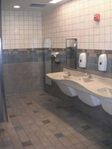 Commercial Remodeling for Handicap Accessible Bathrooms